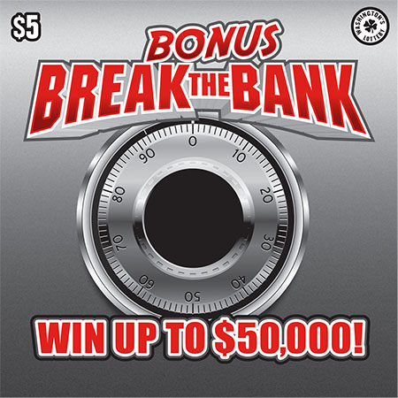 BONUS BREAK THE BANK
