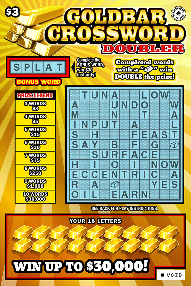Washington's Lottery - Scratch - Explorer