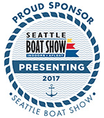 Proud Sponsor Seattle Boat Show 2017